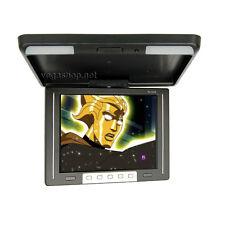 """17,1"""" TFT Deckenmonitor 30,7cm Auto KFZ PKW Bildschirm, Flip-Down für DVD & DVBT"""