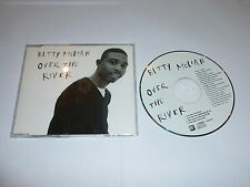 BITTY McLEAN - Over The River - 1995 UK 4-track CD single