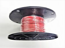 10 GAUGE WIRE RED 250' FT PRIMARY AWG STRANDED COPPER POWER REMOTE MTW