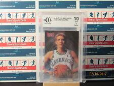 1998-99 Fleer Brilliants #109 Dirk Nowitzki RC BCCG 10 Mint CHC
