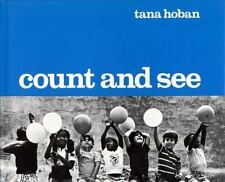 Count and See by Tana Hoban (1972, Book, Other)