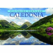 Picturing Scotland: Caledonia: No. 32: Scotland , New, Books, mon0000151176