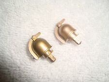 LGB 20211 20212 20213 STAINZ STEAM LOCO SATIN GOLD BELL PARTS 2 PIECES NEW
