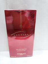 Samsara By Guerlain Perfume For Women 3.4oz/100ml EDT Spray Box Squeezed