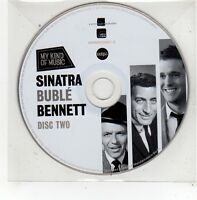 (FV319) My Kind of Music, Sinatra/Buble/Bennet - CD TWO