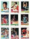 1977-78 Topps Basketball Cards 86