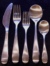 IKEA Stainless LOJA -- 5 piece Place Setting (s) Dinner Fork Salad Teaspoon Set