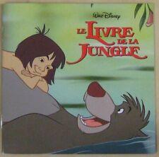 Walt Disney CD Le Livre de la Jungle