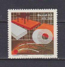s19104) BRASILE BRAZIL  MNH** Nuovo** 1983 Siderbras 1v