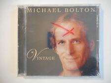 MICHAEL BOLTON : VINTAGE ♦ CD ALBUM NEUF / NEW ♦