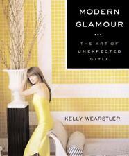MODERN GLAMOUR Kelly Wearstler Interior Design Decorating