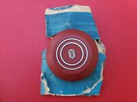 NOS 1979 1980 Ford Mustang Fairmont Steering Wheel Emblem Ornament Horn Button