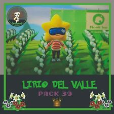 🌻39 LILY OF THE VALLEY FLOWERS - LIRIO DEL VALLE | ANIMAL CROSSING NEW HORIZONS
