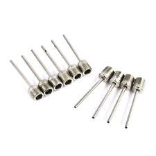 10Pc Sports Inflating Needle Pin Nozzle Basketball Football Soccer Ball air Pump