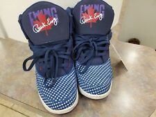"Patrick Ewing 33 HI ""All Star"" (Cobalt Blue/Purple/White) Sz 12 Limited Edition"