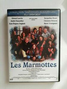 DVD - Les Marmottes - Lanvin, Dussollier.
