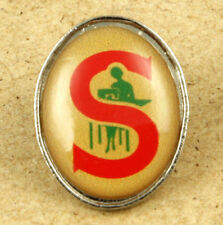 Singer Sewing Machines Vintage Advertising Pin New Old Stock