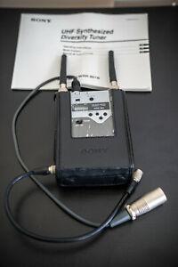 Sony  Wireless MIC System WRR-861B(66-69) 782.125-805.875 MHz