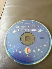 Usborne FARMYARD TALES CHRISTMAS CD only NO BOOK