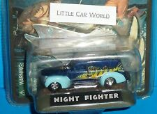 Racing Champions Field & Stream Series 40 Ford Panel Truck NIGHT FIGHTER #7 1940