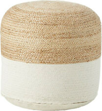 Signature Design by SHAPJW- Sweed Valley Pouf - Comfortable Pouf & Ottoman - Cas