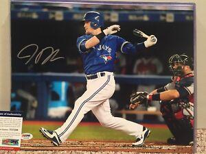 JOSH DONALDSON Signed Autograph Auto 11x14 Photo Picture Toronto Blue Jays PSA