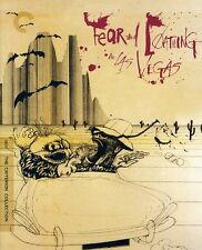 Fear and Loathing in Las Vegas [Criterion Collectio (2011, REGION A Blu-ray New)
