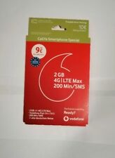 Vodafone CallYa Smartphone SPECIAL 2,5 GB 500 Mbit/s 4G LTE MAX Prepaid
