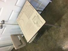Vintage American Seating Math School Desk w/ formula's