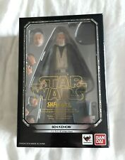 Star Wars Bandai S.H. Figuarts BEN OBI WAN KENOBI opened figure A New Hope