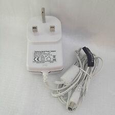 Switching Mode Power Adaptor FM120020-UK Input 100-240V~50/60Hz 0.6A