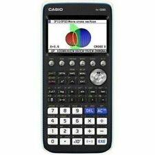 CASIO PRIZM FX-CG50 Color Graphing Calculator - New Factory Sealed - Ships Free