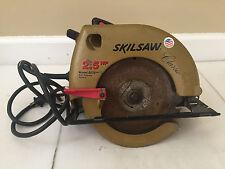 "Skil 2.5hp 7 1/4"" Circular Saw 12 amp Made in USA #5275 Classic Skilsaw"