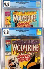 Marvel Comics Presents # 65 And 66 CGC  9.8 -  2 Comic Lot 1 Set
