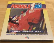 PMC Formula 1 1995 Collectors Album Exclusive Brand New Complete Rare