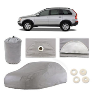 Volvo XC90 4 Layer Car Cover Fitted In Out door Water Proof Rain Snow Sun Dust