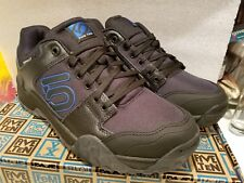 Five Ten Impact Low Men's Black/blue  Size 11.0