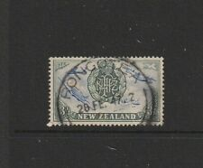 NEW ZEALAND 1946 Peace 3d Used CDS RONGOTEA  SG670