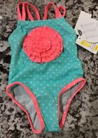 NWT BABY GIRL 1 PIECE BATHING SUIT SIZE 3-6 MONTHS