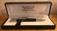Marquis by Waterford (639154 Maquis Prism Blu) Gently Used