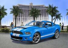 Revell 07089 - 1/12 2010 Ford Shelby Gt500 - New