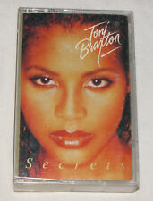 Secrets by Toni Braxton Cassette, Jul-1996 LaFace Contemporary R&B Free Ship USA