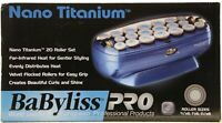 BaBylissPRO Nano Titanium 20 Rollers Hairsetter