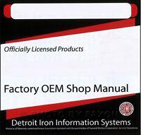 1969 Pontiac CD Parts Book Shop Manual and Body GTO Firebird Tempest Bonneville