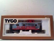 Vintage Tyco Silver Streak 8 Wheel Caboose - 327-60 - Ho Scale