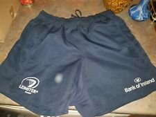 Leinster rugby match worn shorts Heineken cup 2015