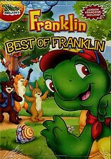 NEW SLIM CASE DVD // THE BEST OF FRANKLIN - TREEHOUSE - 66min - English & French
