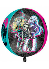 Monster High Party Orbz Helium Balloon