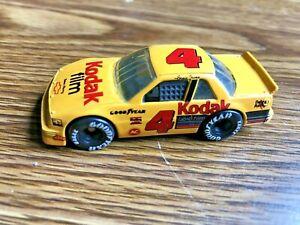 Vintage © 1990 Ernie Irvan #4 Chevy Lumina Kodak Matchbox 1:64 Scale NASCAR car