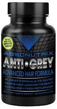 Absonutrix ANTI GREY Hair Catalase Gray Saw Palmetto 60 caps
